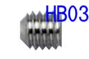 HB03超音波カッター用刃固定ビス(ZO-41・ZO-40・USW-334・USW-334ek/USW-335Ti)