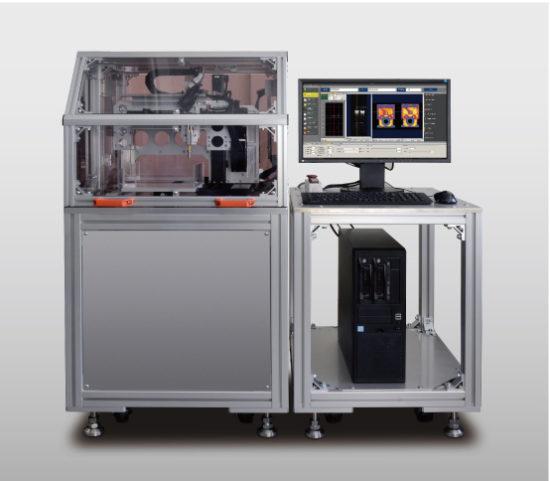 超音波探傷映像装置HA60A
