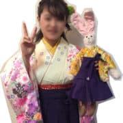 豊橋で卒業袴を借りるなら80年の歴史のある写真スタジオで!