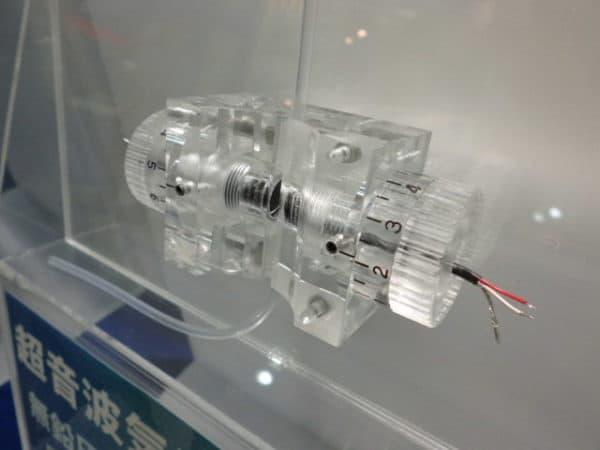 気泡検出センサー