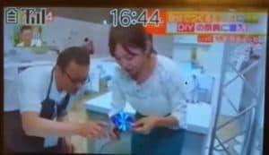 TV東京 よじごじ出演