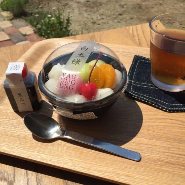 丸八製菓 白玉様