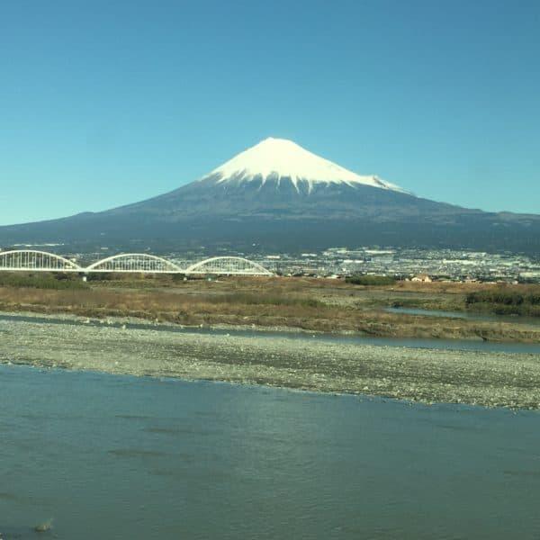2020年1月9日富士山