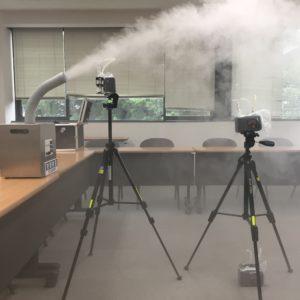 JM-1000塩素濃度試験