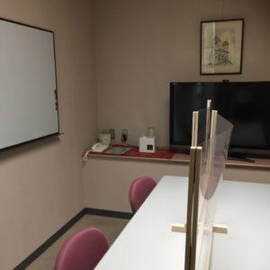 会議室で空間除菌