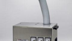 電流計付き超音波霧化器