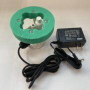 超音波加湿器では破損する高湿度下でのミスト発生方法