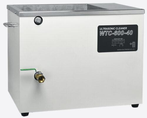 非接触操作超音波洗浄機WTC-600-40