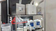感染対策EXPO2021デナリブース